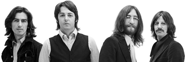 The Beatles are on iTunes…